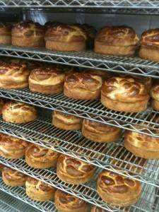 Pascha Bread Rack