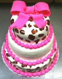 Leopard Cake5